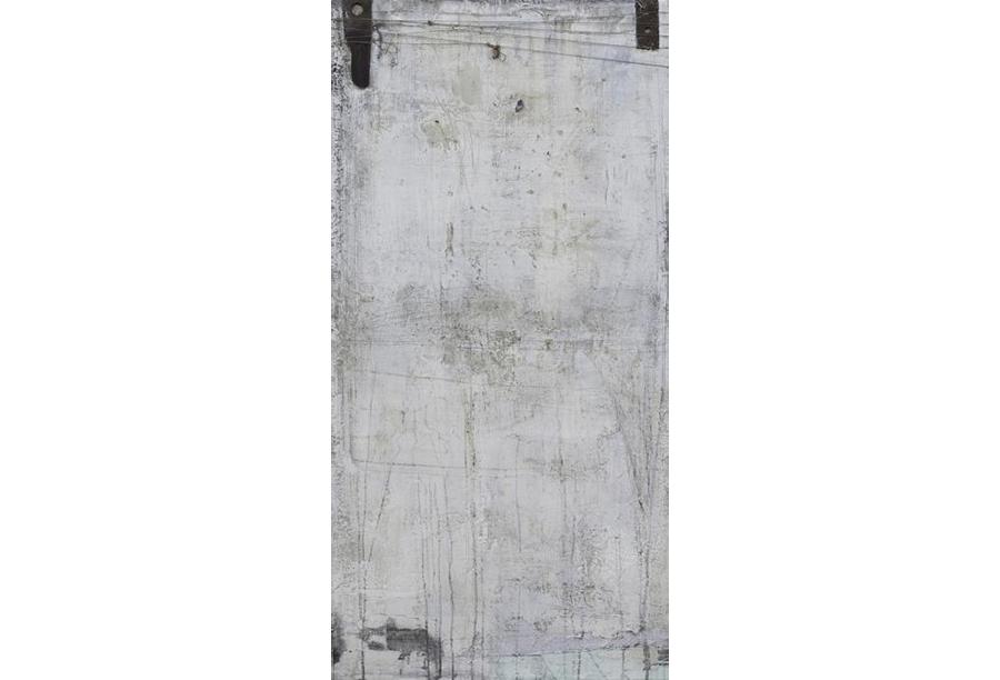 11 - Tecnica mista - Acrilico e Cera su Intonaco (2012)